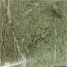 Lappia Green Marble Slabs Tiles