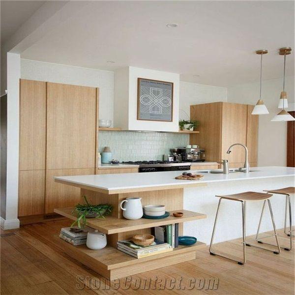 Acrylic Stone European Style Modern Kitchen Bar Counter from ...