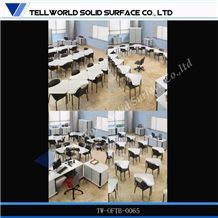 Modern Design Tables And Chairs For Events Artificial Stone Used - Used conference room table and chairs