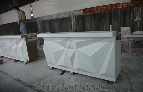 Sample Bar Counter Of Restaurant Bar Counter Design Service Counter Bar    Tell World Solid Surface Co. Ltd