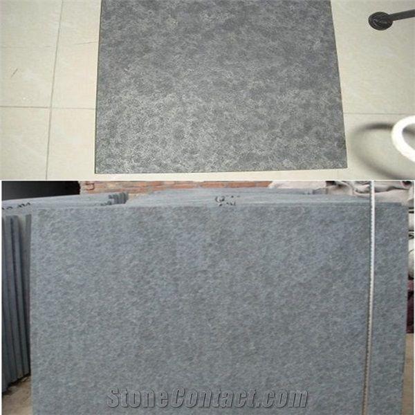Flamed Gray Basalt Floor Tile Dark Gray Basalt Tile From China - Dark gray rectangular floor tile