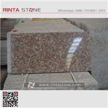 Cherry Pink G687 Peach Red Imperial Cheapest Brown Coffee Beige Taohua Hong Pearl Flower Lowest Price Tutian Slabs Tiles