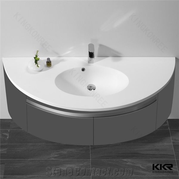 Factory Price Custom Cabinet Wash Basin Kkr Wholesale