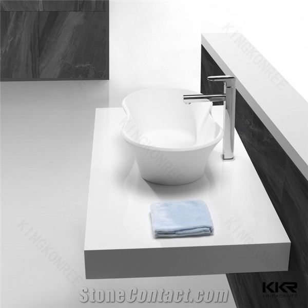 Artificial Stone Dining Room Wash Basin