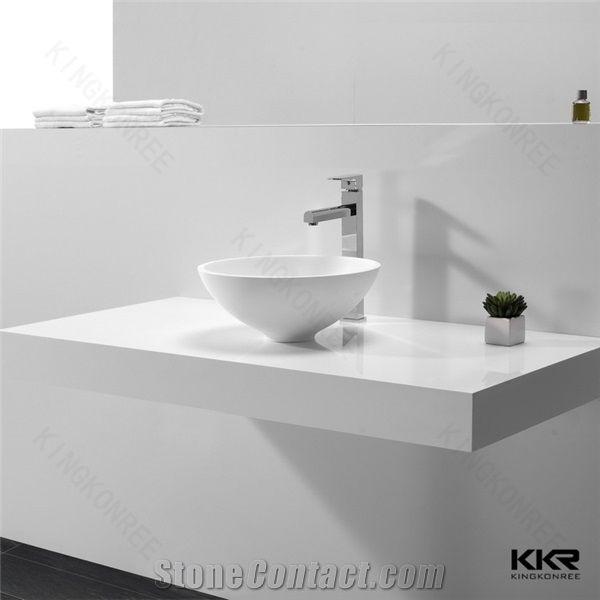 Wholesale Small Size Bathroom Stone Washing Hand Basin Bathroom Furniture Acrylic Stone Double Bowl Wash Basin From China Stonecontact Com
