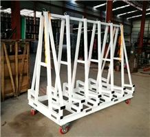 Double Sides a Frame Carts -One Stop a Frame