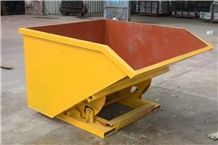 Stone Waste Container,Collapsible Dumpster, Waste Bin, Workshop, Stone Marble Granite