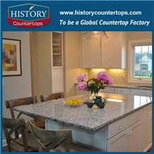 Beautiful White Granite Countertops,Island Tops