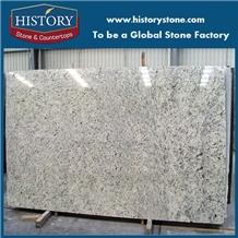 Brazil Rose White Granite Slabs,White Spring Granite