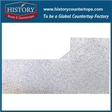 China Building Hg036 G439 Big White Flower Granite Polished Edging