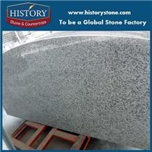 China Tiger Skin White Granite Kitchen Countertops