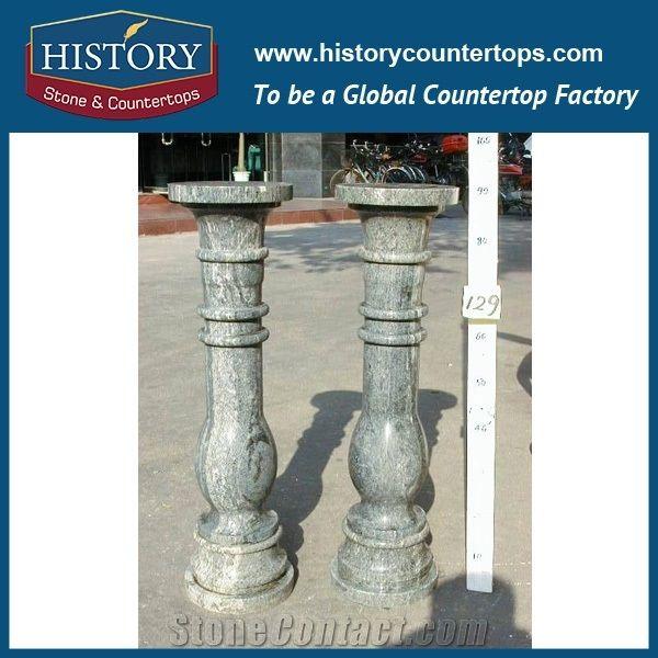 History Stone China Manufactory Natural Grey Marble Stone