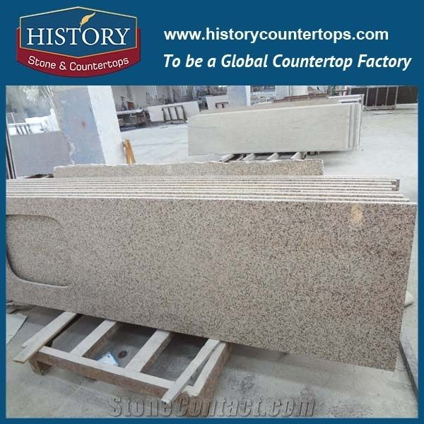 History Stone Hg008 G682 Golden Yellow