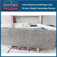 History Stone Yellow Leopard Skin Flower Granite Rectangle Shape Polished Laminate Trim Molding Best for Kitchen Tops & Solid Countertops