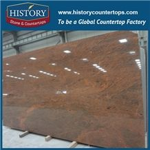 Historystone Purple Symphony Granite Porphyry Floor Tile Covering and 240upx120up Slabs Can Be Scheduled
