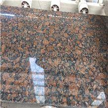 Baltic Brown ,Coffe Diamond,Marron Baltico with Polished Surface