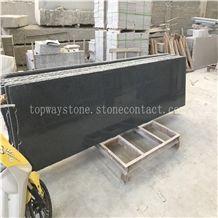 G654 Granite Slabs, China Grey Granite