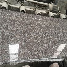 G664 Granite,Luoyuan Bainbrook Brown,Loyuan Red Granite with Polished Surface in China