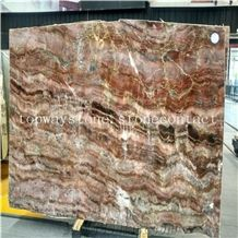 Louis Red Marble,Louis Agate Onyx,Louis Onyx with Big Slab