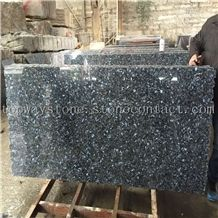 Royal Blue Pearl Granite Slabs & Tiles, Norway Blue Granite, Blue Pearl Royal Granite from Norway with Nice Slab