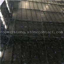 Volga Blue Granite,Polaris Blue,Labradorit Volga Blue Granite with Polished Surface in Good Quality