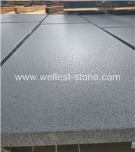 Natural Grey Basalt Honed 30x60 Basalt Tile Floor Tile Swimming Pool Tile Wall Decorative Basalt Tile Stair Steps