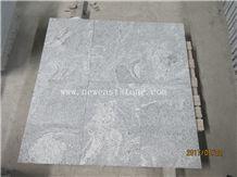 China New Granite Viscount White Granite Polished Floor Tiles Price Philippines