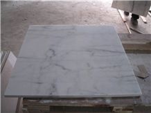 Guangxi White Marble Slabs & Tiles, China Bianco Carrara White Marble, Mugla White Marble