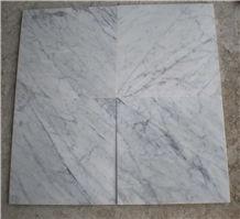 Italy Carrara White Marble Slabs & Tiles, Bianco Carrara Venato, Bianco Oro