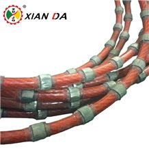 Diamond Tools Diamond Wire Rope Saw for Marble Stone Cutting,