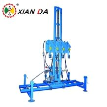 Multifunctional Vertical and Horizontal Stone Drilling Machine for Marble Granite Stone Quarry,High Efficiency Rock Driller