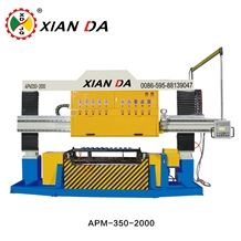 Xianda Apm350-2000 Arc Slab Polishing Machine