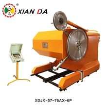 Xianda Xdjx-37-45-55-75 Quarry Diamond Saw Machine China