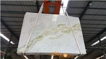 China Blue River Marble,Moon River,Lemon Ice,Changbai White Jade,Exterior - Interior Wall and Floor Applications,Stairs, Window Sills,Spring Rive Slab