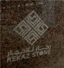 Najran Brown Granite Slabs