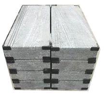 Nero Sandiago Grey Granite Flamed Steps