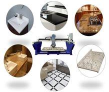 Marble Granite Bridge Cutting Saw Making Slabs&Tiles&Counter Tops&Vanity Tops