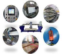 Plc Standard Stone Bridge Saw Cutting Machine for Marble&Granite Fabricators