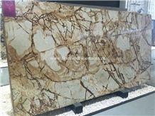 Cheapest Roma Imperial Quartzite Slab/ Blue Exotic Roma Imperial Quartzite/ Roma Impression Quartzite Slabs