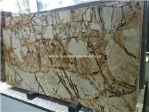 Luxury Roma Imperial Quartzite Slab/ Blue Exotic Roma Imperial Quartzite/ Roma Impression Quartzite Slabs