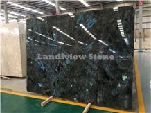 Lemurian Blue Granite, Labradorite Blue Granite