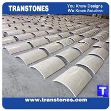 Faux Onyx Columns Artificial Stone Columns