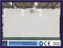 Artificial Quartz Stone Bs3305 Royal Botticino Solid Surfaces Polished Slabs & Tiles Engineered Stone for Kitchen Bathroom Counter Top