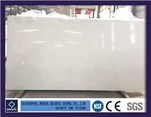 Artificial Quartz Stone Bs3512 Volakas White Solid Surfaces Polished Slabs & Tiles Engineered Stone