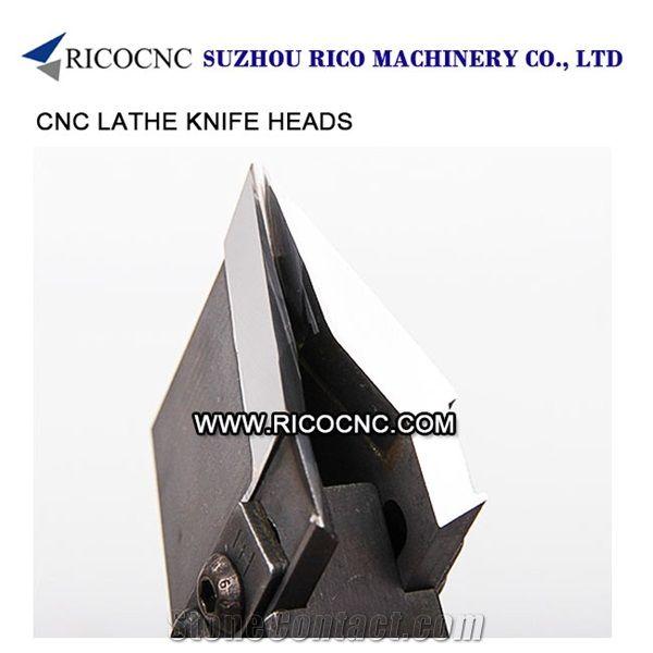 Cnc Lathe Machine Tools Carbide Wood Lathe Cutters