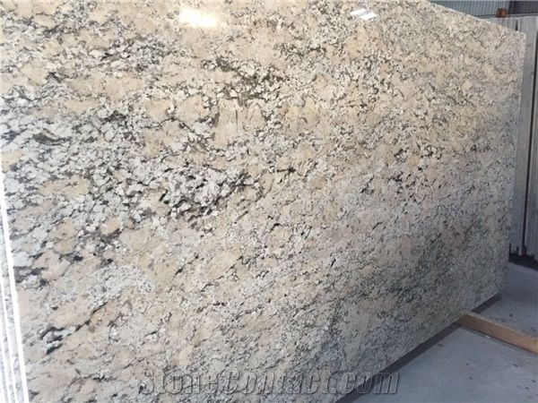 Aspen White Granite Slabs Tiles Brazil White Granite From