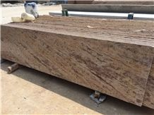 Shiva Gold, Shivakasi Gold Granite Slabs
