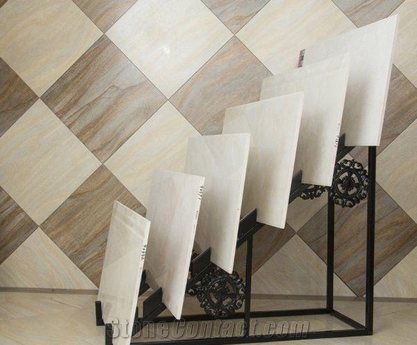 Stone Sample Display Racks Ceramic Tile