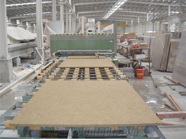 Discount China Oman Beige Marble Tiles Slabs Panel For Marble Floor - Discounted tile factory
