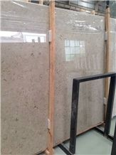 Discount Iran Cream Fossil Beige Limestone Tiles Slabs Panel Cut for Flooring Limestone Wall Covering Shell Stones Limestone French Opus Pattern Gofar